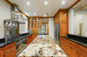 renovate your kitchen in Los Angeles